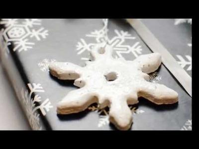 15 DIY Salt Dough Christmas Ornaments