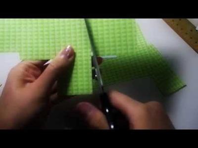 ASMR DIY Paper Cube