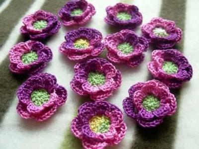 Crochet flowers http:.www.etsy.com.shop.FlowersbyIrene