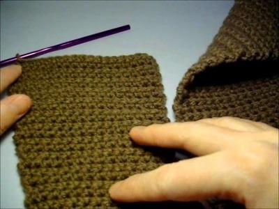 Crochet Football Tutorial Part 3