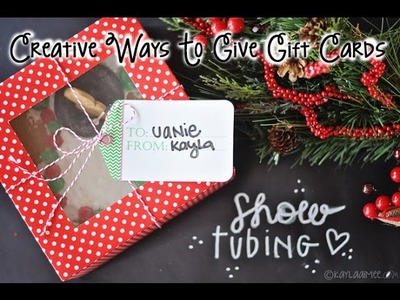 DIY Christmas Gifts: Creative Gift Giving Presentation Ideas (Part Two: Gingerbread Scene!)