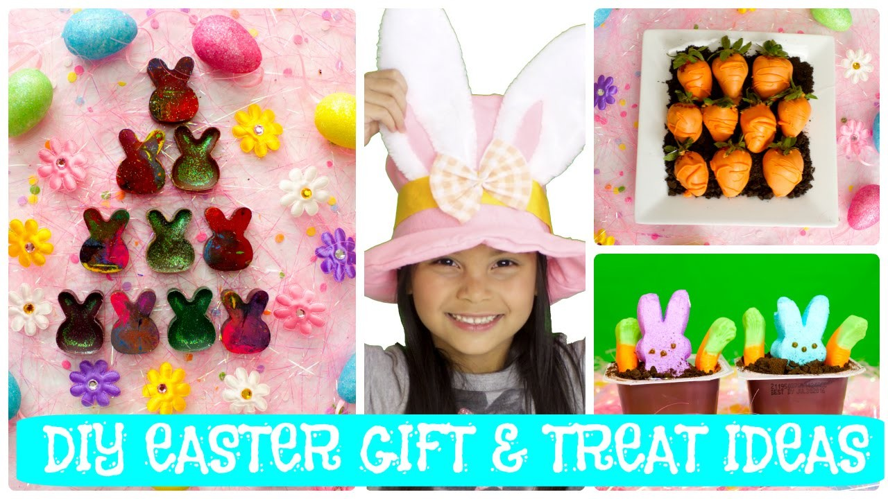 DIY EASTER GIFT AND TREAT IDEAS | CUTE AND EASY | TIANA HEARTS |