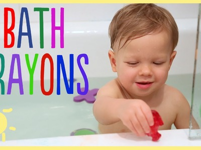 DIY | Homemade Bath Crayons