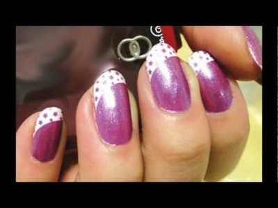 DIY Nail Art Gallery Demo Video