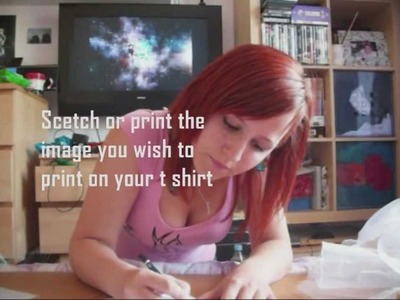 DIY T-Shirt Screen Printing at home!