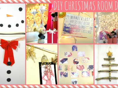❄ EASY DIY Christmas Décor Ideas! ❄ |  Dormspiration