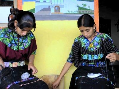 Fair Trade Jewelry from Mayan Bead Weavers of Lake Atitlan, Guatemala