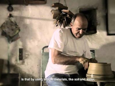 Hand crafting in Greek islands (Greek. English Subtitles)