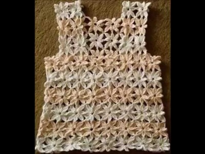 How to crochet summer top for beginners by crochet & crochet free pattern