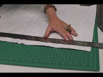 How To Cut Paper for Paper Bead Making