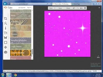 How to make digital scrapbook paper using picmonkey. Digital Scrapbooking-Creating digital paper