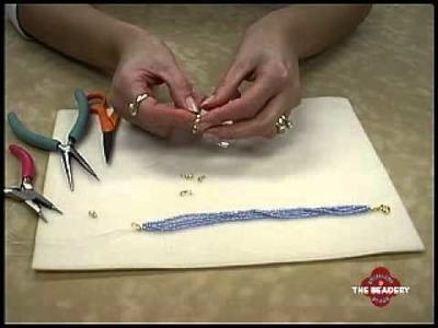 How to Use Beading Thread & Callotes