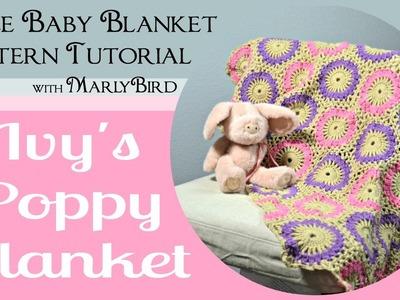 Ivy's Poppy Blanket