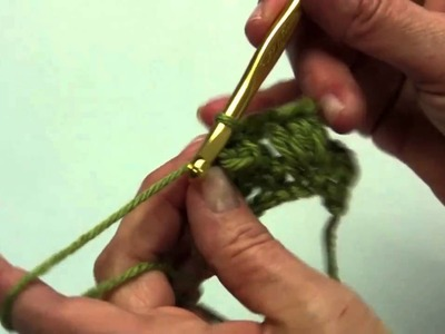 Learn How to Make Block 2 a Popcorn Stitch Sampler Throw