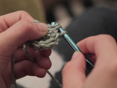 Learn to Crochet: In The Round