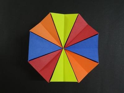 Origami Toys Tutorial: How to fold Origami Magic Circle