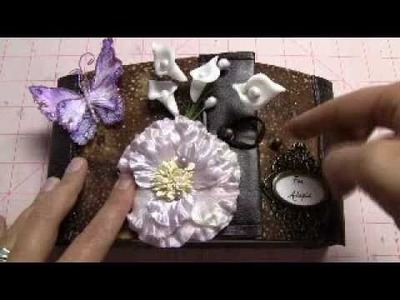 Scrapbook Mini Album:  Cia Bella Line