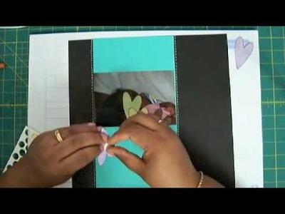 Scrapbook Tutorial 5-22-09