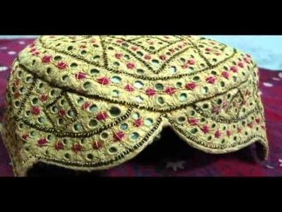 Sindhi Topi (Sindh Arts & Crafts)