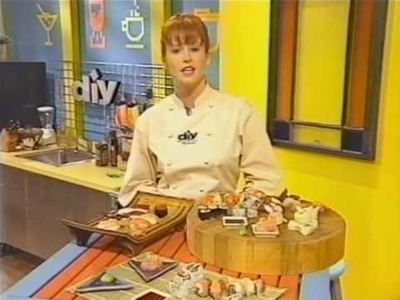 Tracy Griffith - Sushi - DIY Cooking