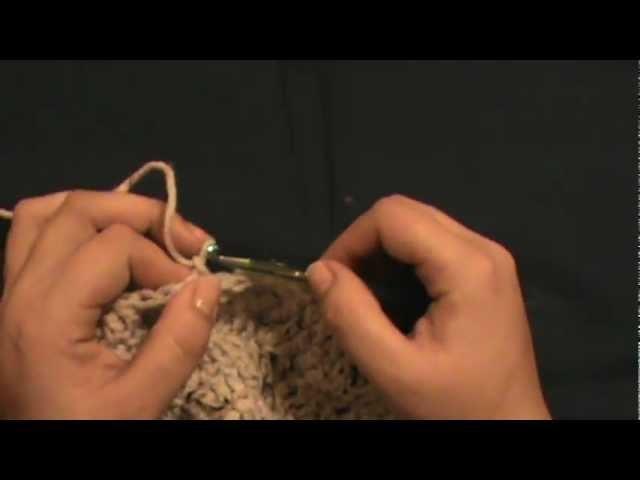 Crochet Souchy Hat part 2