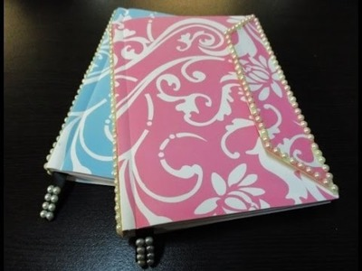 DIY : #68 Cute Diary For Gifts ♥