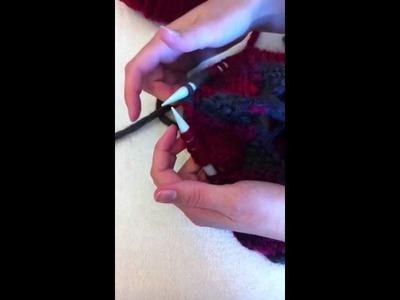 Entrelac Knitting - Tier 2 - Video 3
