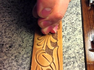 Hand Crafting The Pattern