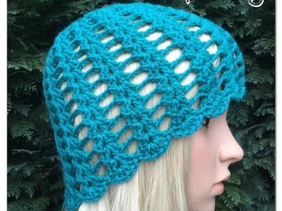 How to Crochet a Hat Pattern #17  │ by ThePatterfamily