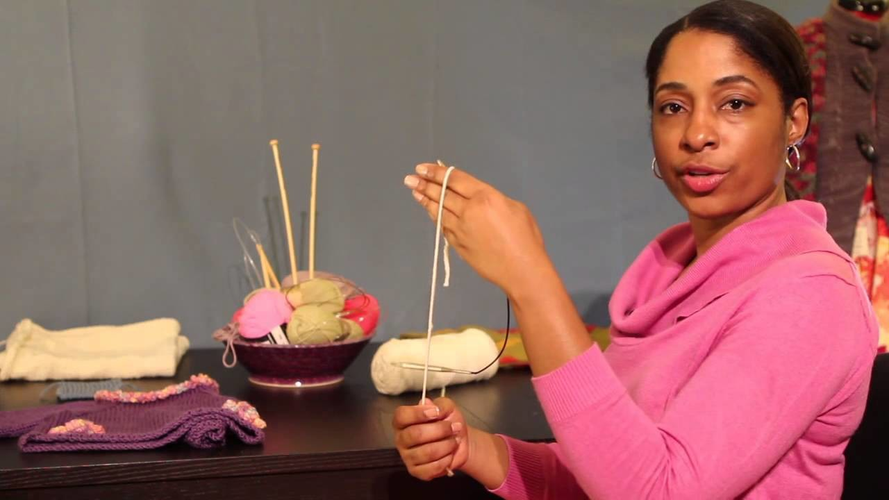 How to Knit: Speed Knitting