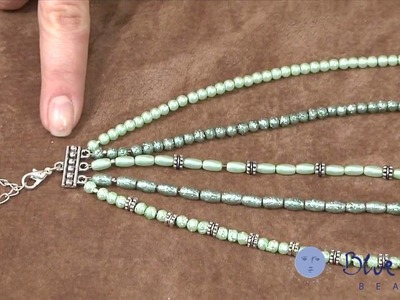 How to make a Multi-Strand Necklace