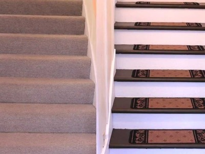How to Renovate Carpeted Stairs to Hardwood - DIY