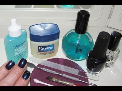 ✧ How to: The Perfect Salon Manicure!
