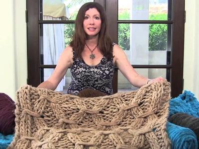 Introducing: Big Stitch Knitting!!