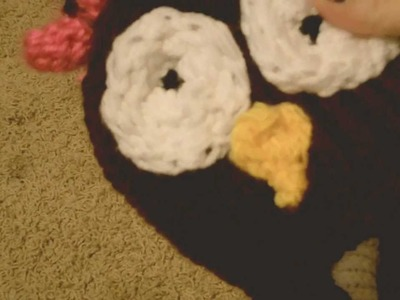 Loom knitted projects
