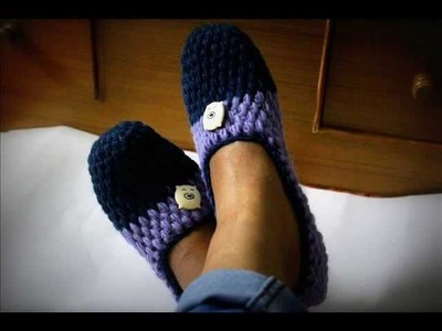 Maroon5 Misery  Cover ft  my Crochet slippers pictures