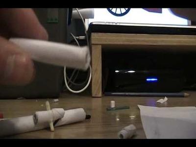 Paper Craft: Mini Cannon