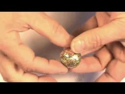 Polymer clay. Fimo beads tutorial. Cuentas con arcillas poliméricas.