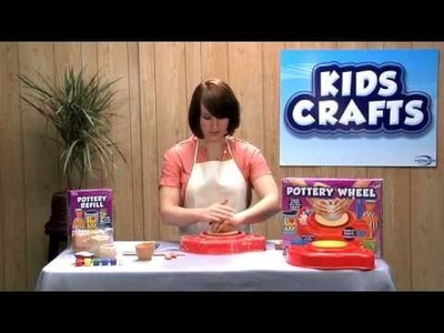 Pottery Wheel Basics - CraftProjectIdeas.com