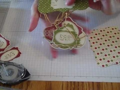 Tag Bags - Gift Giving Idea