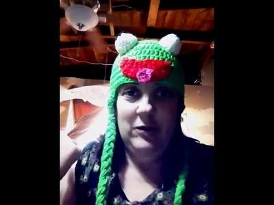 26 Kermit the Frog tutorial crochet