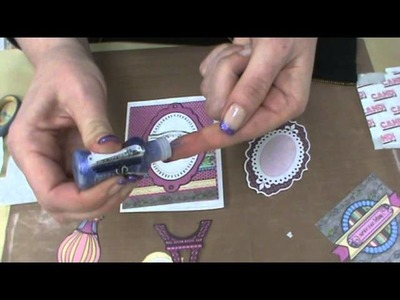 #90 Teresa Collins & Artful Card Kits for Scrapbookers, Cardmakers by Scrapbooking Made Simple