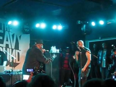 """A Tribe Called Quest performing """"Butter"""" @ The Knitting Factory"""