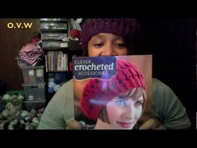 Book Review ( CLEVER CROCHETED ACCESSORIES)