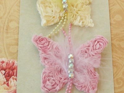 Butterfly trims tutorial