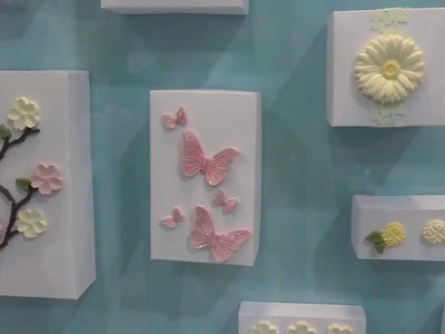 CHA 2012 - Martha Stewart Crafts Crafter's Clay is Not Your Regular Clay!