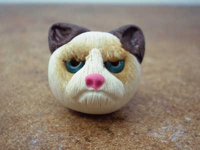 Clay Made Easy: Grumpy Cat