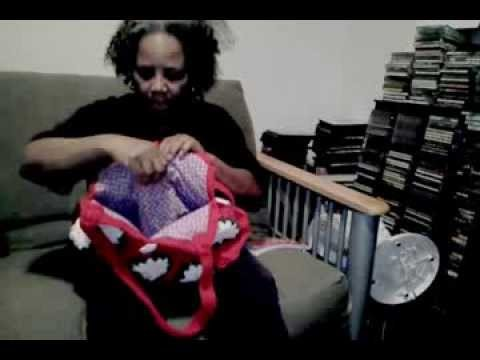 Crochet purse and more