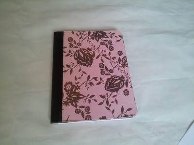 DIY Agenda.Planner w.Pocket