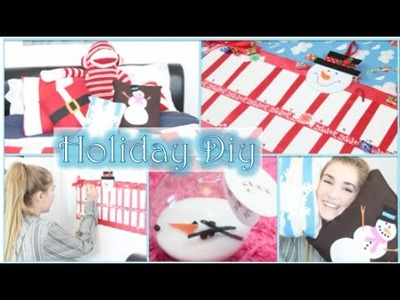 Diy ❄ Holiday Decorations: Easy & Inexpensive!